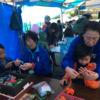 土浦市ネットワーカー等連絡協議会が「第30回こどもまつり」に参加しました。(平成29年10月14日)