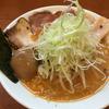 中華そば 七麺鳥で味噌ラーメン(鶯谷)