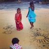 【南インド旅⑤】インドのビーチで、アラフォー女がボディーボード・デビューの巻。