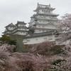 姫路城は2015.4.9に改修を終えた