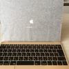 MacBookおじさんからMacBook頂きました!!!