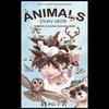 【ボサボサの髪から出てくる動物たち】『Animals in My Hair』の紹介【英語で読む絵本】