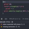 VSCodeでawkの開発環境を整える (awk-language-client)