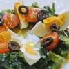 菜の花のニース風サラダ