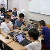 「Pepper プログラミング夏期体験講座」in京都