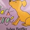 子供たちに読み聞かせをしたい英語の絵本「Bark george」