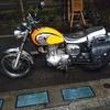 #バイク屋の日常 #カワサキ #エストレア #納車準備 #洗車