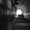 かっこいいモノクロ写真を撮りたい!湊川隧道へ行ってきた