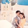 Honeymoon Cruise🇬🇷サントリーニ島📸