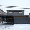 新築実例・プライベートコートがあるトップランナー住宅