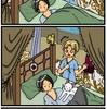 『ほら、ここにも猫』・第244話「人魚姫と短剣」