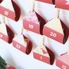 アドベントカレンダーは手作りできる!ダイソーなど100均でも作れるオススメの中身をご紹介♪