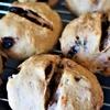 クランベリーとくるみのライ麦パン◎レシピ