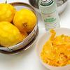 柑橘類の皮でつくるリキュール、チェッロをスピリタスで作ろう
