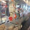 金魚の展示 at 日本橋三越