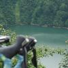田子倉湖へ