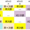 リオ五輪テニス決勝の日本時間と放送予定!3位決定戦や準決勝も