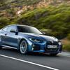 BMW 4シリーズクーペ 新型、縦長のキドニーグリル採用...10月から発売!