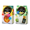 三井農林 日東紅茶 トロピカルフルーツティー/南国果実とココナッツ 各4個