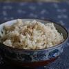 土鍋で玄米 『びっくり炊き』するとふっくらプチプチで別モノ!浸水不要&短時間で炊き上がります♪