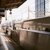 オリンパス PEN EESで撮る・東海道新幹線