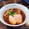 【中能登町 ラーメン】「鶏SOBA(森田醤油ver.)」鶏SOBAスプーンヌードル