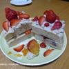 アレっ子とケーキ