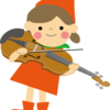 バイオリンを習い始めました