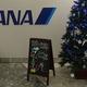 2017 ANA SFC修行完結 クリスマスフライトでPLT会員へ