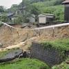 島根県に大雨特別警報…浜田市で過去最高の雨量