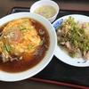 鶴瀬【福の家】店長オススメ満腹セット ¥750