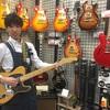 横須賀店にはこんなスタッフがいます。スタッフ紹介③バンド楽器なら任せなさい!石川諒でございます!