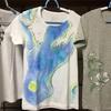 そうだ!Tシャツに絵を描こう。