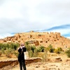砂漠ツアー参加1日目!道中は観光地アイトベンハッドゥへ★ランチはどんな感じ?