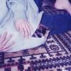 1994-5年 ちびちゃんは、洋服の中に潜り込むのが大好き