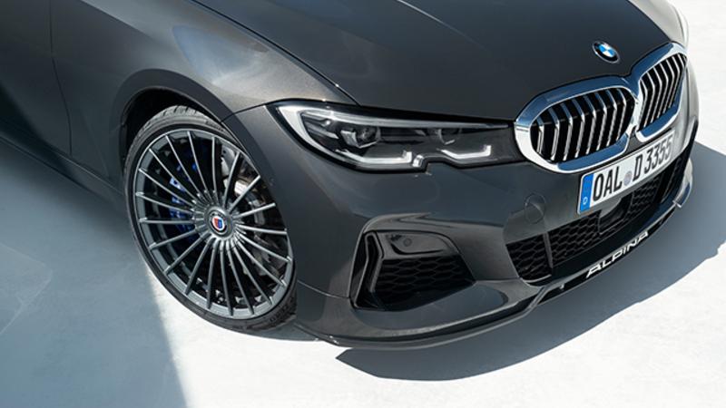 """""""らしくない""""が醸す上質 BMW「アルピナ D3 S リムジン アルラット」"""