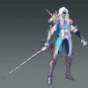 ランスロットの新スキンデザイン(黒騎士、ペガサス)