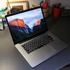 【レビュー】「MacBook Pro 15インチ 2015」をあえて今、購入した理由