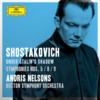 ショスタコーヴィチ/交響曲5番/アンドリス・ネルソンス指揮