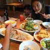 地元の有名レストラン『橙』ディナー!2回目(笑)!