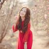 Chụp ảnh áo dài tết đẹp Hà Nội
