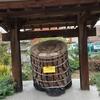 饒津神社、参道壮大な松並木、、、だったそうです。あの日までは(二葉の里、歴史散歩道)