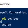 ADBコマンドでAndroid端末の解像度を変更する