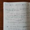 ノート使い切れない問題を考察①LIKEで決まる運命