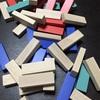 夫婦円満の秘訣!!子どもを寝かしつけた後は夫婦の時間を大切にしましょう。IKEAのジェンガ風おもちゃ『スタッキングゲーム』がおもしろい!!