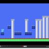 WebMSXでMSX BASICの自作ゲーム作成!第12弾。 BLOADでMAPデータの読み込み。(URLクリックで実行できます)