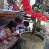 バリ島のホームステイで3歳が作った最高傑作(インドネシア