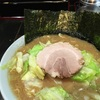 ありがた家 横浜平沼のキャベツラーメン820円ブラボー