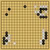 Master対AlphaGoZeroの棋譜11