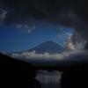 富士山の顔は数分で変わる